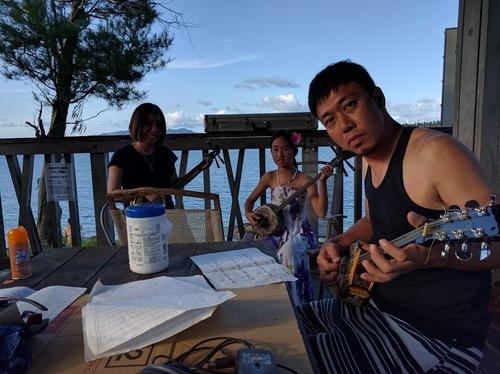 三線体験 沖縄